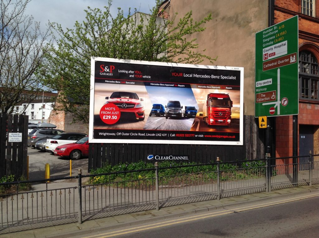 Billboard Advertising Agency