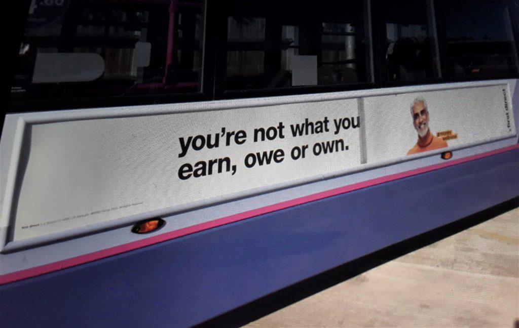Outdoor advertising Leeds